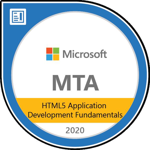 microsoft mta logo